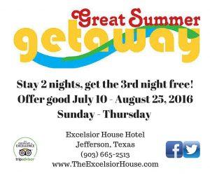 Summer Get-a-way Special
